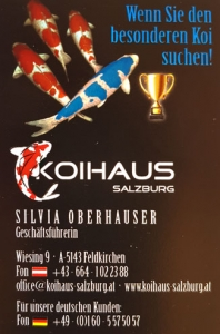 Koihaus Salzburg